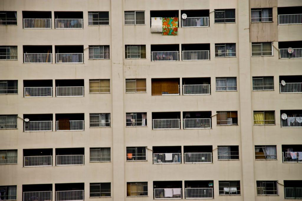 昭和に建てられた住居